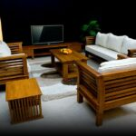 teak indoor furniture