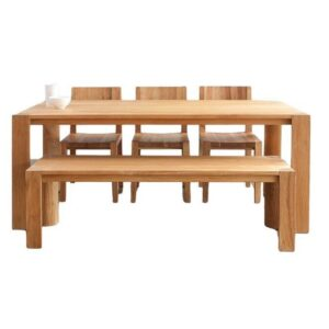 teak dining set, best teak furniture in Malaysia