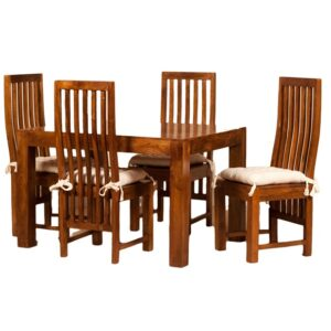Solid wood Dining Room Sets, best teak furniture in Malaysia