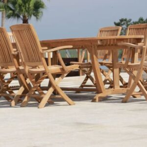 teak patio furniture