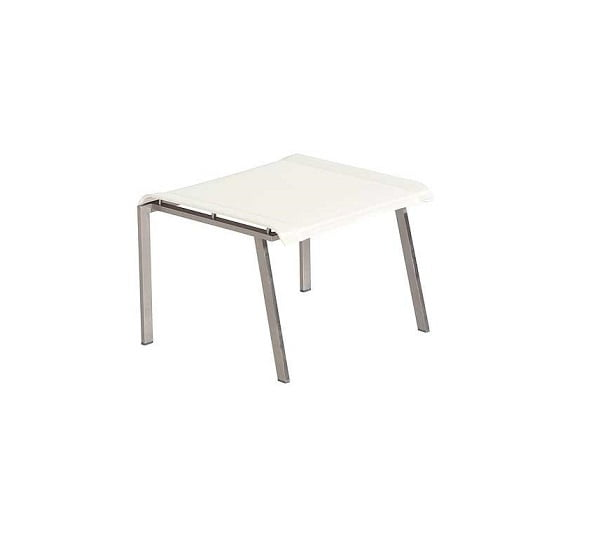 stainless steel lounge stool