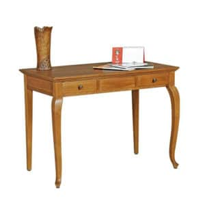 TEAK CONSOLE TABLE CT-107