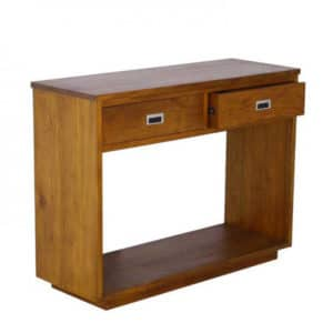 TEAK CONSOLE TABLE CT-104