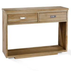 TEAK CONSOLE TABLE CT-102