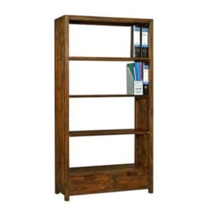 Teak Book Shelf (BS01)