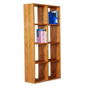 Teak Book shelves