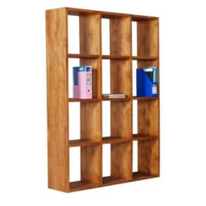 Teak Book Shelf (BS03)