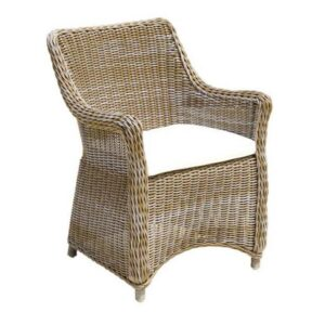 Wicker Square Chair WC-44