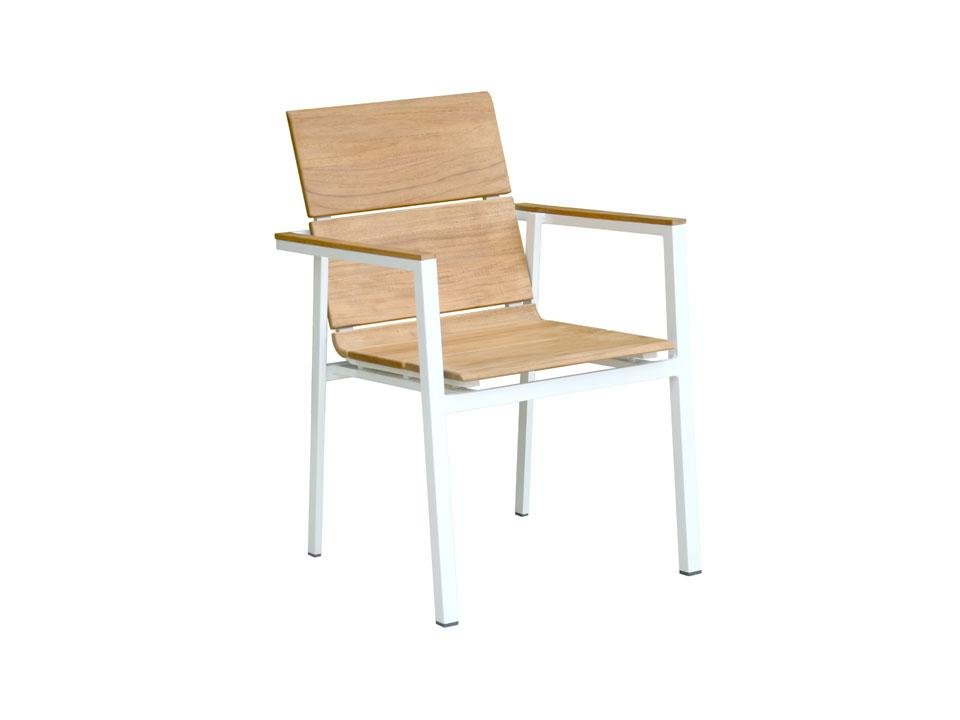Dining arm chair outdoor