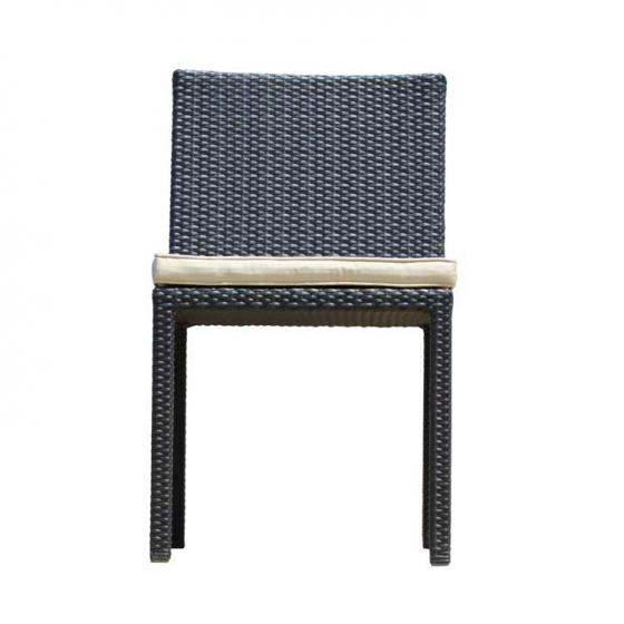 synthetic Wicker chair