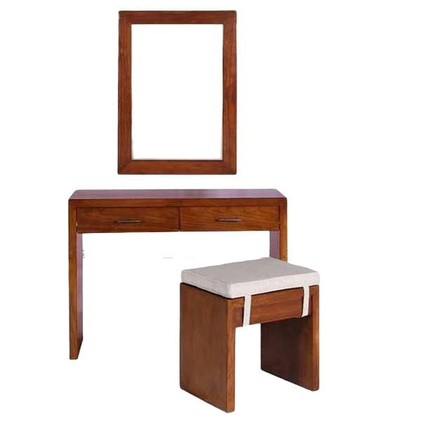 dressing table is a favorite place for women to dress up
