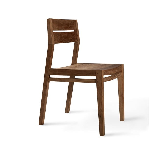 Teak Dining chairs, functional and quality chairs
