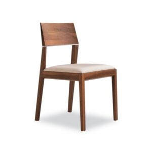 teak designer dining chair