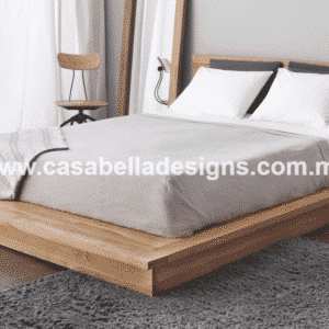 teak bed, best teak bedroom furniture selangor
