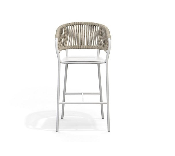 outdoor rope stool
