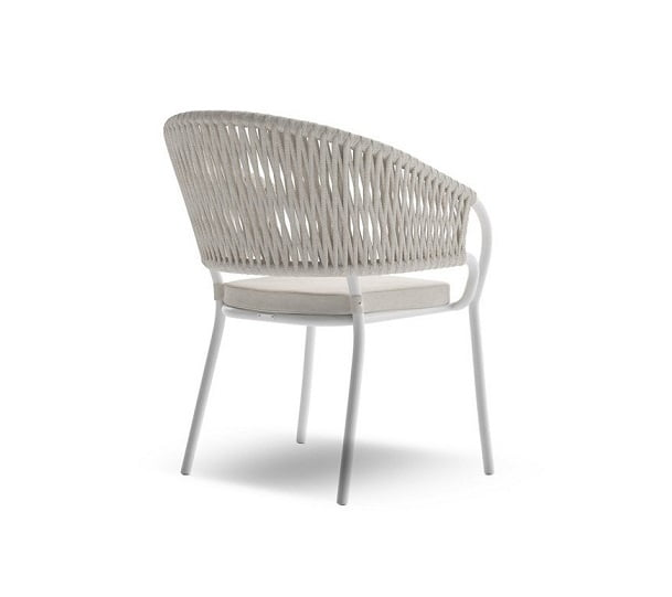 pation outdoor dining arm chair