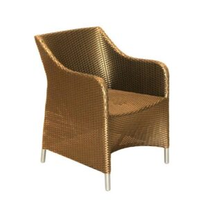 all weather wicker dining chair